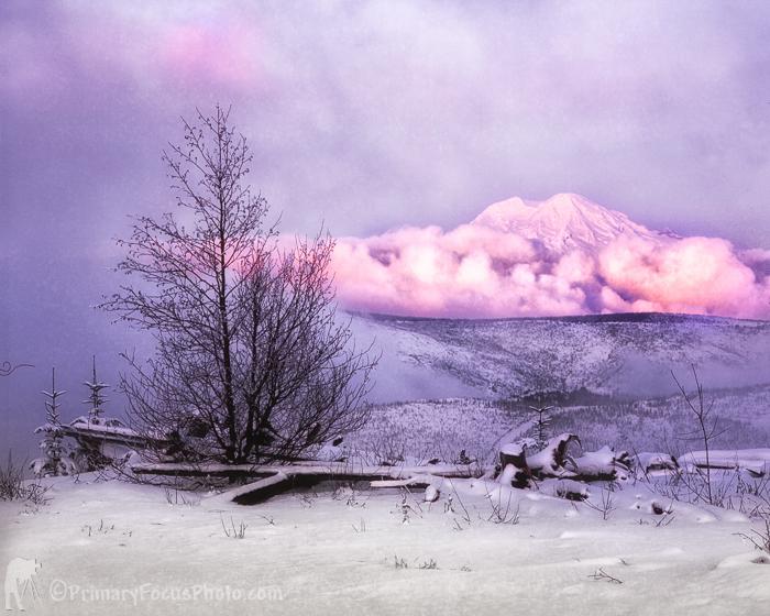 Mt Rainier South