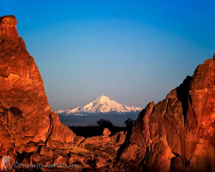 Mt Hood & Smith Rock