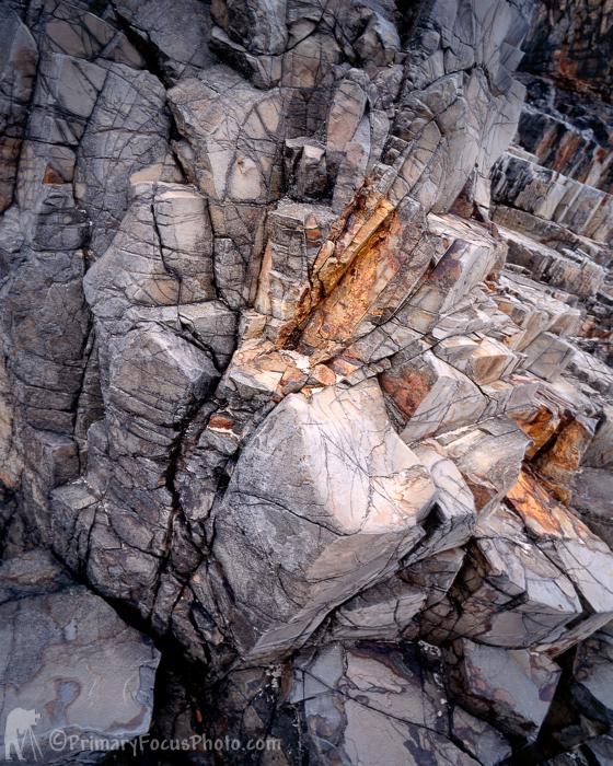 Rock Formation Cape Kiwanda