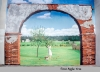 Apple Orchard Mural